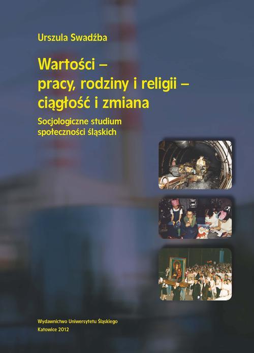 Warto�ci - pracy, rodziny i religii - ci�g�o�� i zmiana - 01 Warto�ci jako przedmiot bada� naukowych