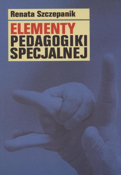 Elementy pedagogiki specjalnej