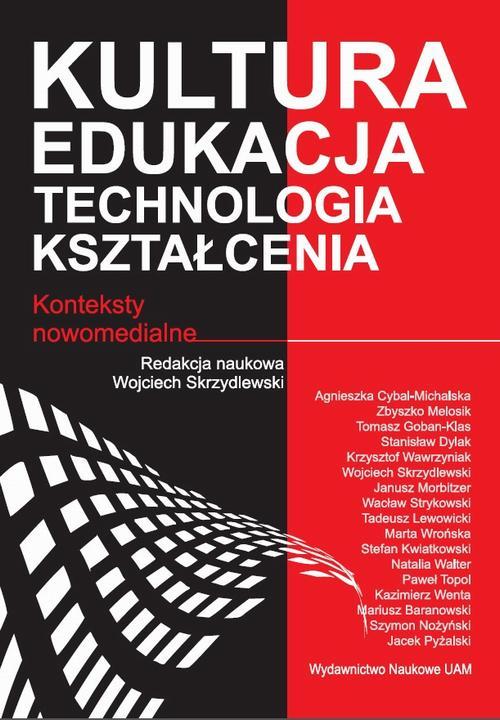 Kultura - edukacja - technologia kształcenia
