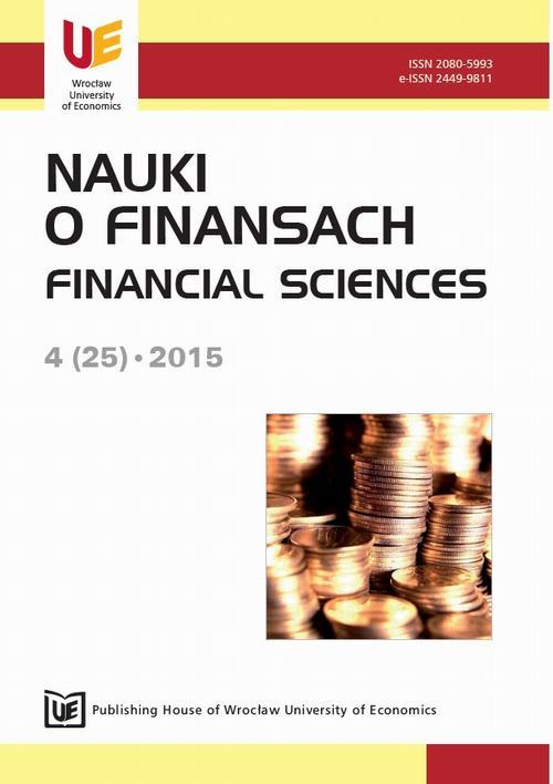 Nauki o Finansach 4(25)