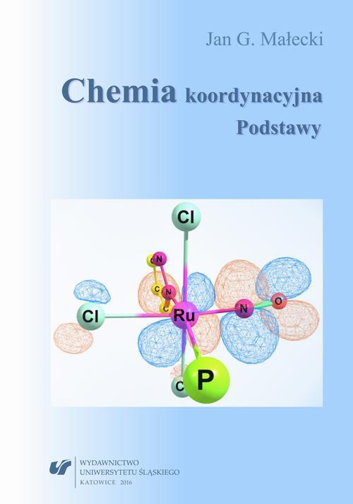 Chemia koordynacyjna - 02 Rozdz. 3-5. Trwałość związków koordynacyjnych; Symetria; Stany energetyczne - termy
