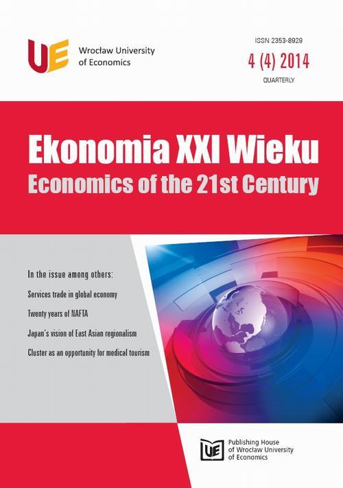 Ekonomia XXI Wieku 2014, nr 4(4)