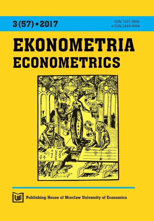 Ekonometria 3(57) 2017