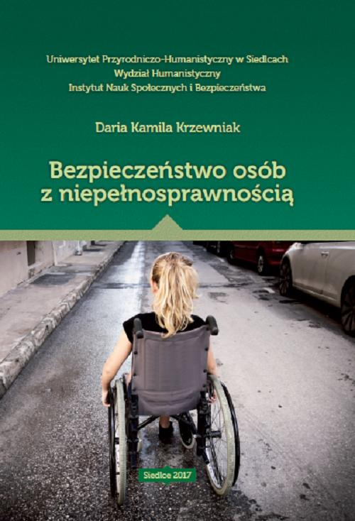 Bezpieczeństwo osób z niepełnosprawnością