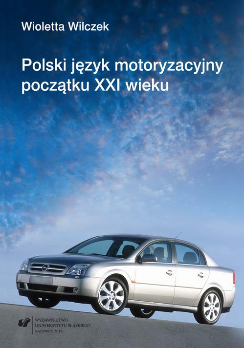 Polski język motoryzacyjny początku XXI wieku