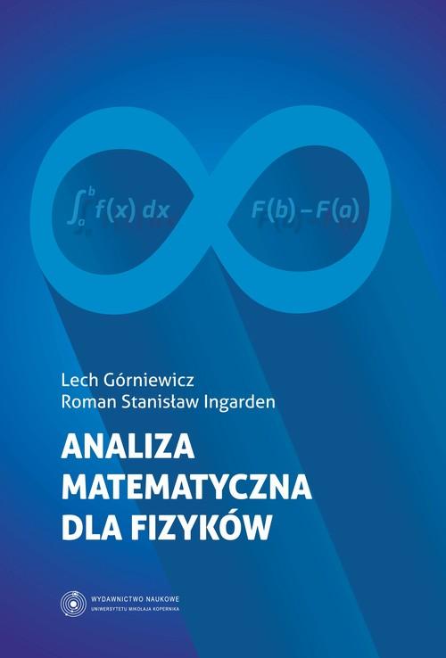 Analiza matematyczna dla fizyków