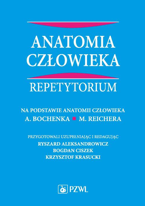 Anatomia człowieka. Repetytorium