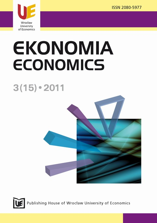 Ekonomia 3(15)